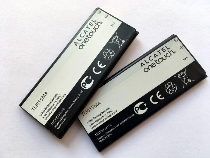 Батерия за Alcatel 1E 4034X TLi015MA