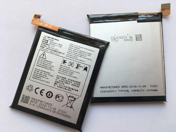 Батерия за Alcatel 3L 5034 TLp029D1