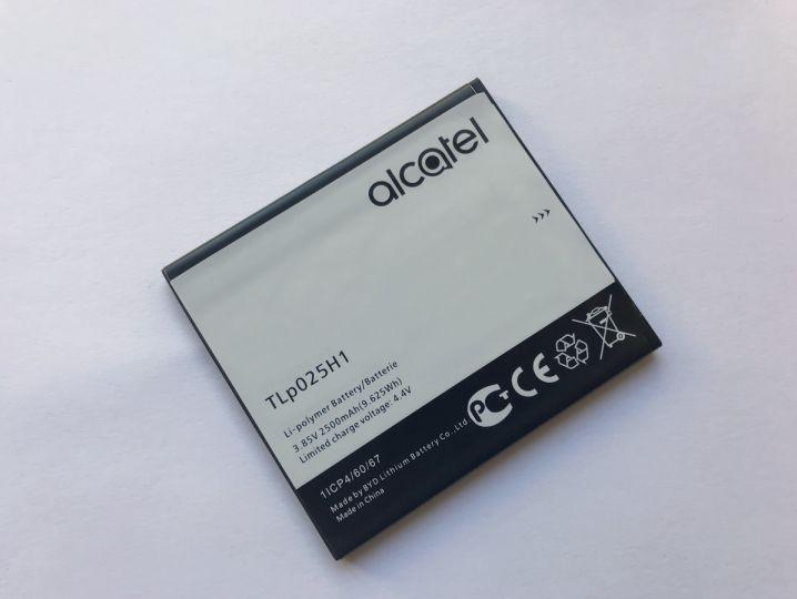 Батерия за Alcatel Pop 4 5051 TLp025H1