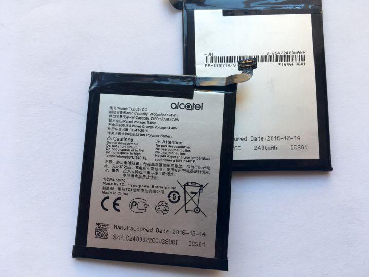 Батерия за Alcatel Shine Lite 5080X TLp024C1