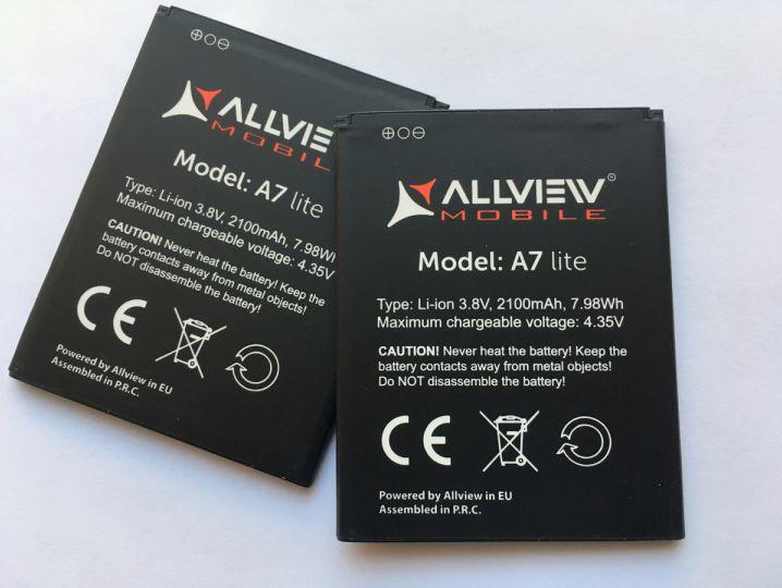 Батерия за Allview A7 Lite
