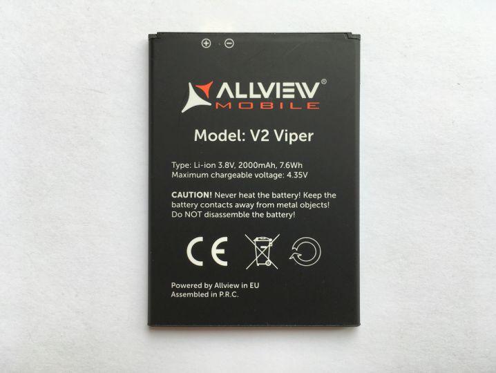 Батерия за Allview V2 Viper