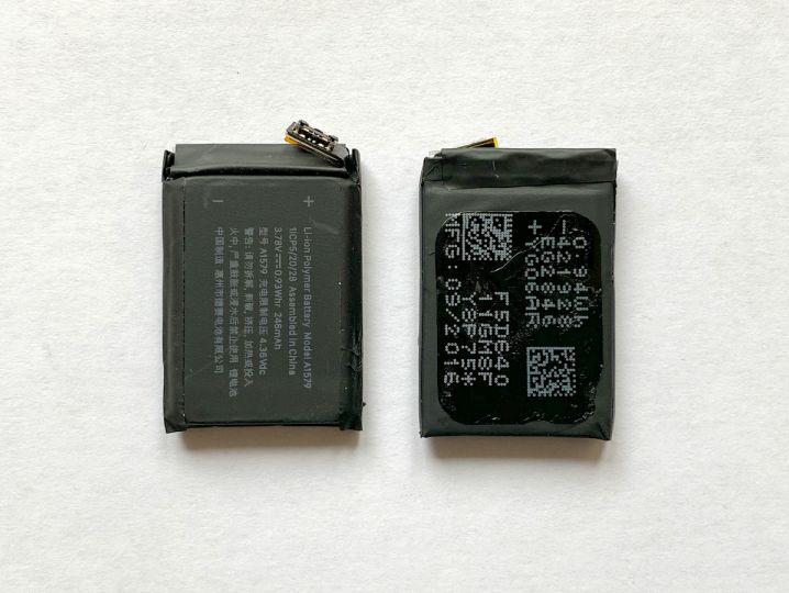 Батерия за Apple Watch 42mm A1579 1st generation