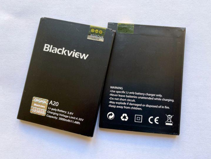 Батерия за Blackview A20