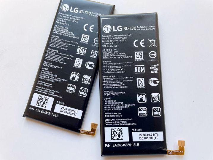 Батерия за LG X Power 2 M320 BL-T30