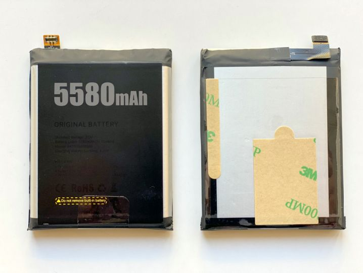 Батерия за Doogee S60 Lite BAT17S605580
