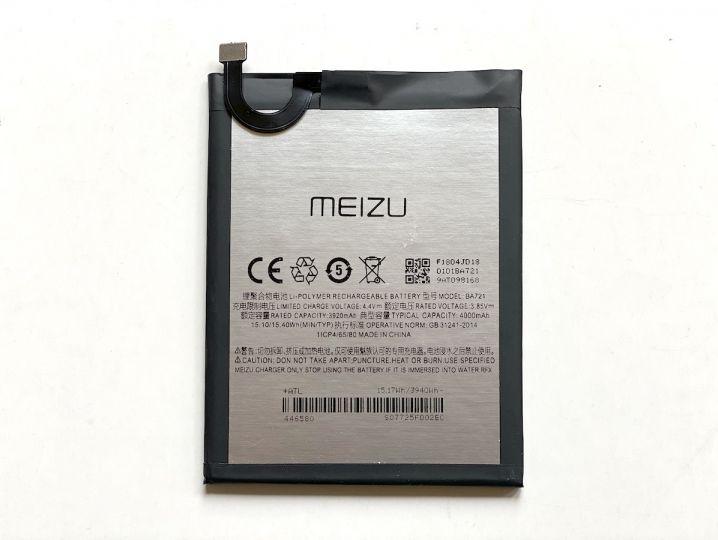 Батерия за Meizu M6 Note BA721