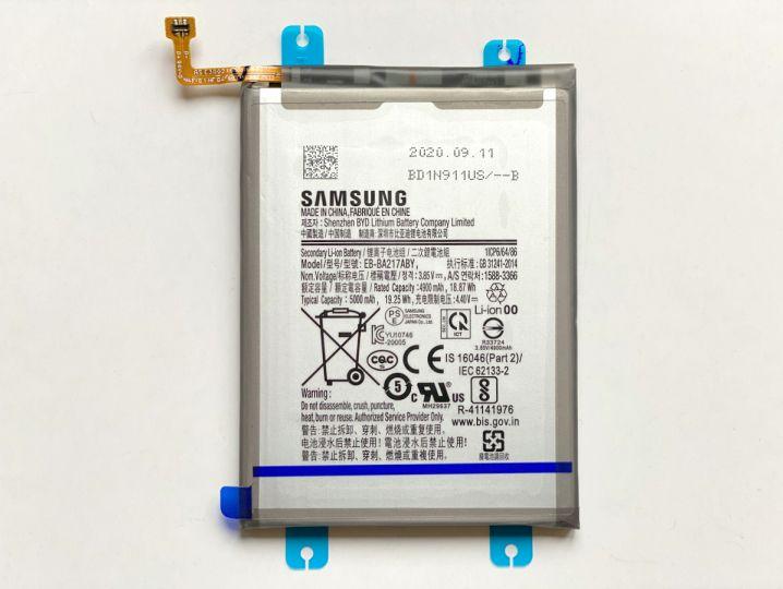 Батерия за Samsung Galaxy A21s A217 EB-BA217ABY