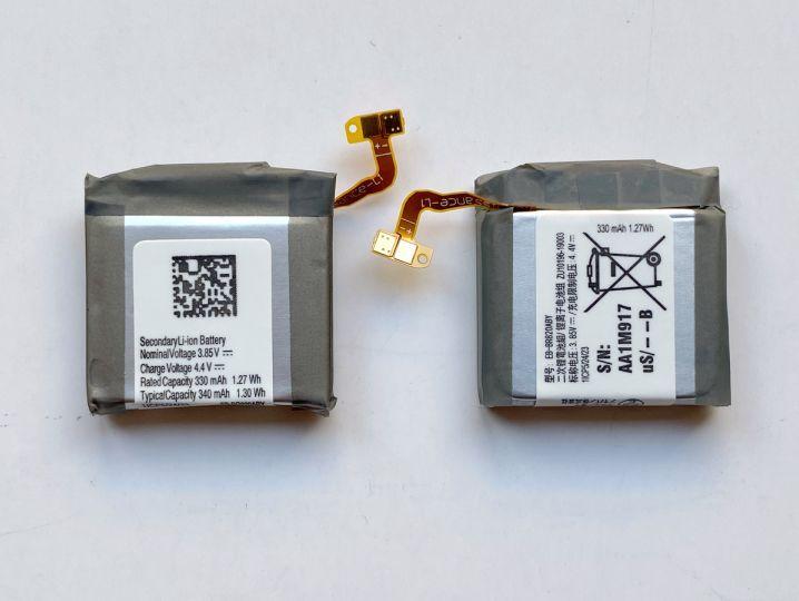 Батерия за Samsung Galaxy Watch Active 2 44mm R820 EB-BR820ABY