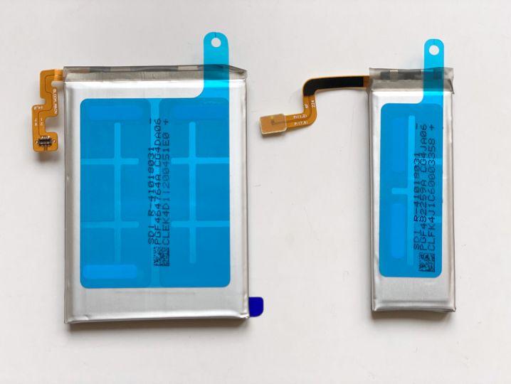 Батерия за Samsung Galaxy Z Flip F700 EB-BF700ABY