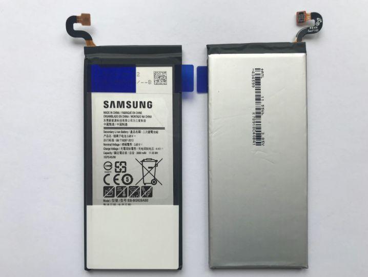 Батерия за Samsung Galaxy S6 EDGE Plus G928F EB-BG928ABA