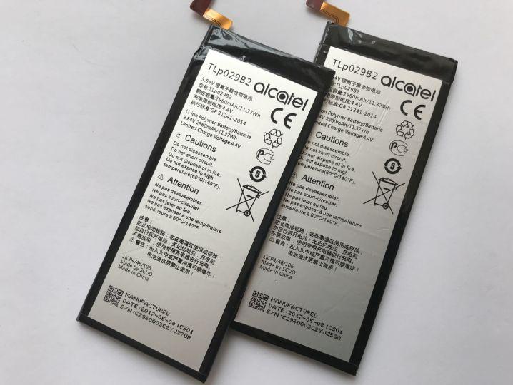 Батерия Alcatel TLp029B2 2960 mAh