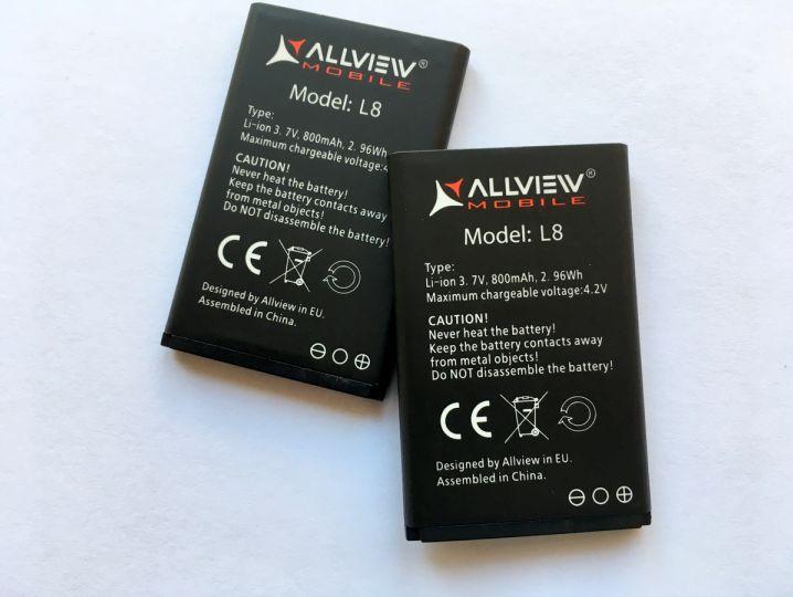 Батерия за Allview L8
