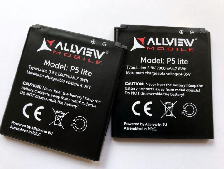Батерия за Allview P5 Lite