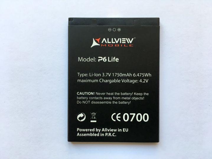 Батерия за Allview P6 Life