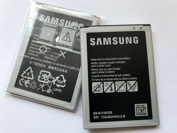 Батерия за Samsung Galaxy J1 2016 J120 EB-BJ120CBE