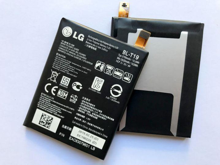 Батерия за LG Nexus 5X