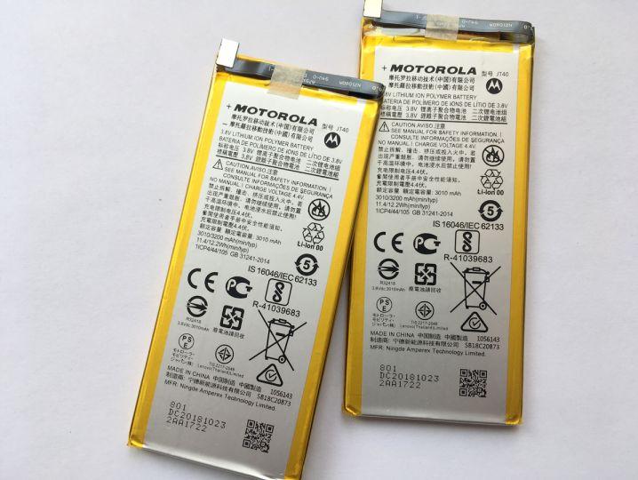 Батерия за Motorola Moto G6 Plus XT1926 JT40