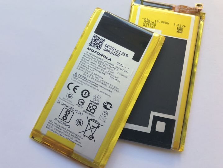 Батерия за Motorola Moto Z Play GL40