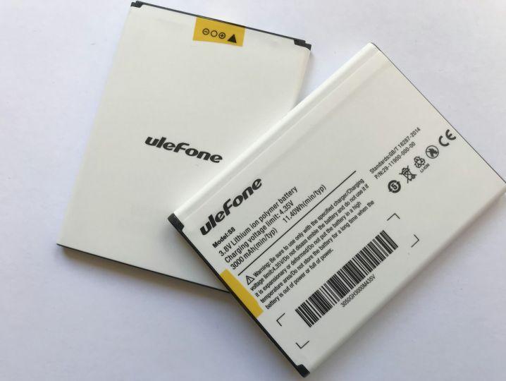 Батерия за Ulefone S8 Pro