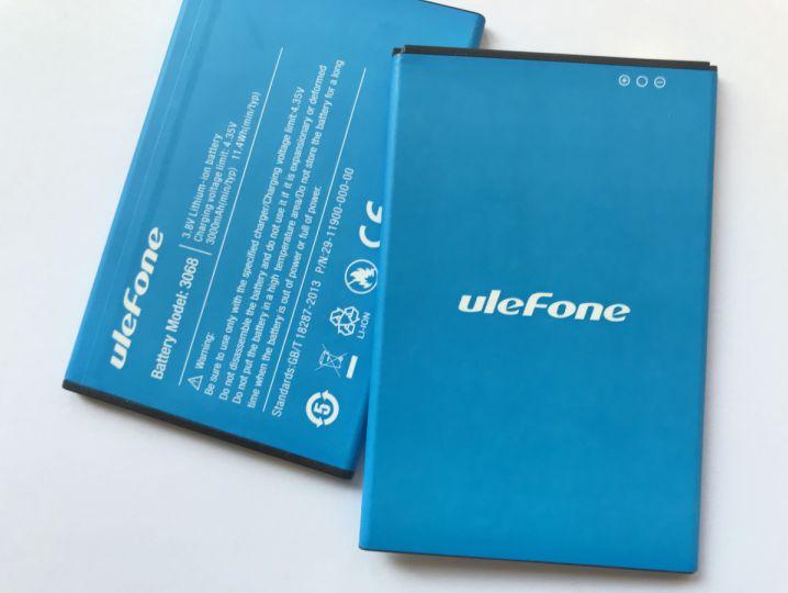 Батерия за Ulefone S1