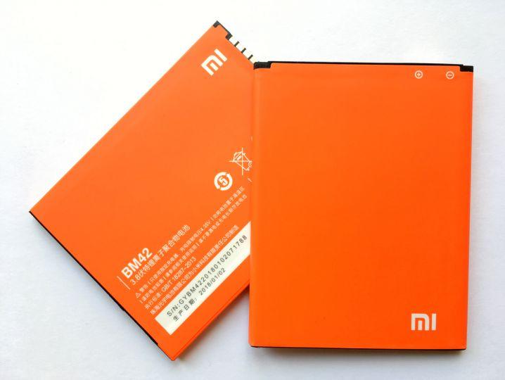 Батерия за Xiaomi Redmi Note BM42