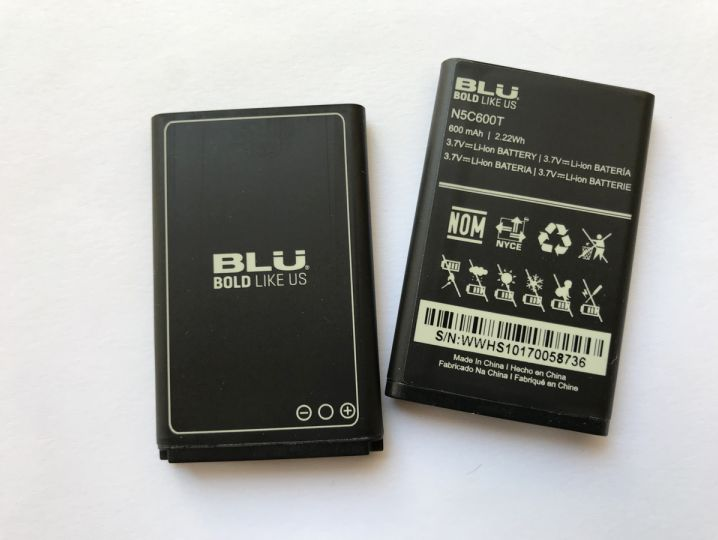 Батерия за BLU Diva Flex N5C600T