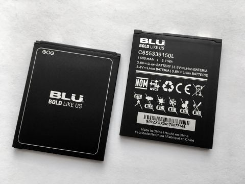 Батерия за BLU Vivo 5 mini C655339150L