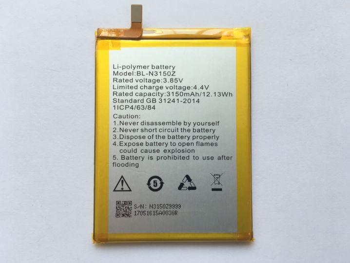 Батерия за BLU Vivo XL2 Dual BL-N3150Z