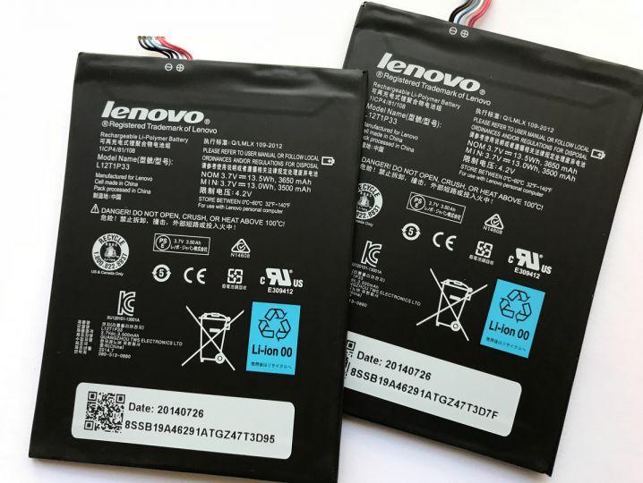 Батерия за Lenovo IdeaTab A3000 L12T1P33