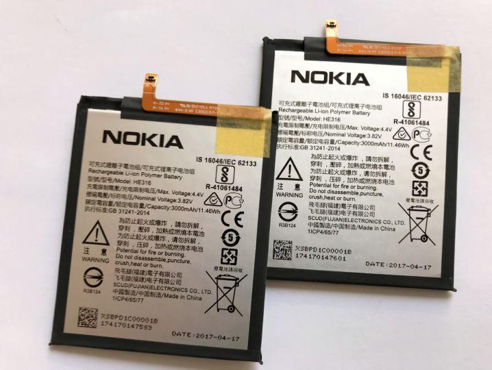 Батерия за Nokia 6 HE316