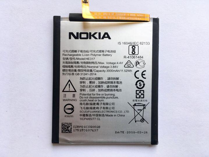 Батерия за Nokia 6 HE335