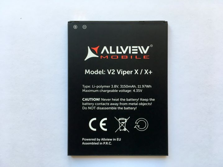 Батерия за Allview V2 Viper X