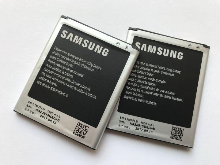 Батерия за Samsung Galaxy S3 Mini i8190 EB-L1M7FLU