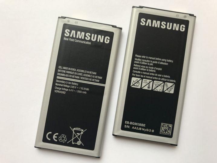 Батерия за Samsung Galaxy S5 Neo G903F EB-BG903BBE