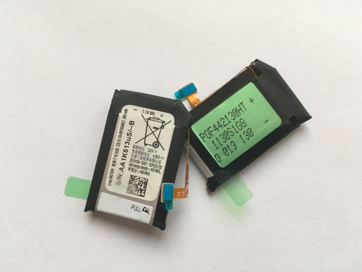 Батерия за Samsung Gear S2 EB-BR730ABE