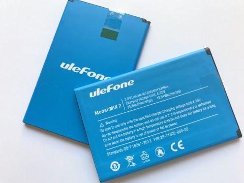 Батерия за Ulefone Mix 2