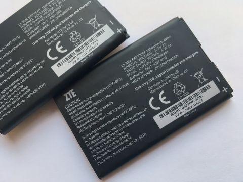 Батерия ZTE Li3715T42P3h654251